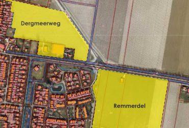 Update presentatie projecten Warmenhuizen