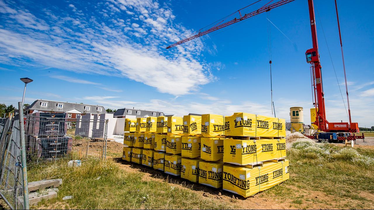 Woonakkoord gesloten voor bouw van 1 milj. huizen