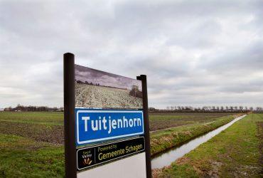 Nieuw plan voor hoofdassen Tuitjenhorn